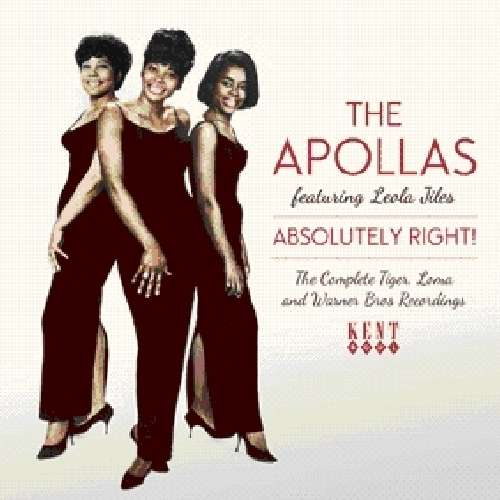 Absolutely Right! - Apollas - Musik - KENT SOUL - 0029667236522 - January 26, 2012