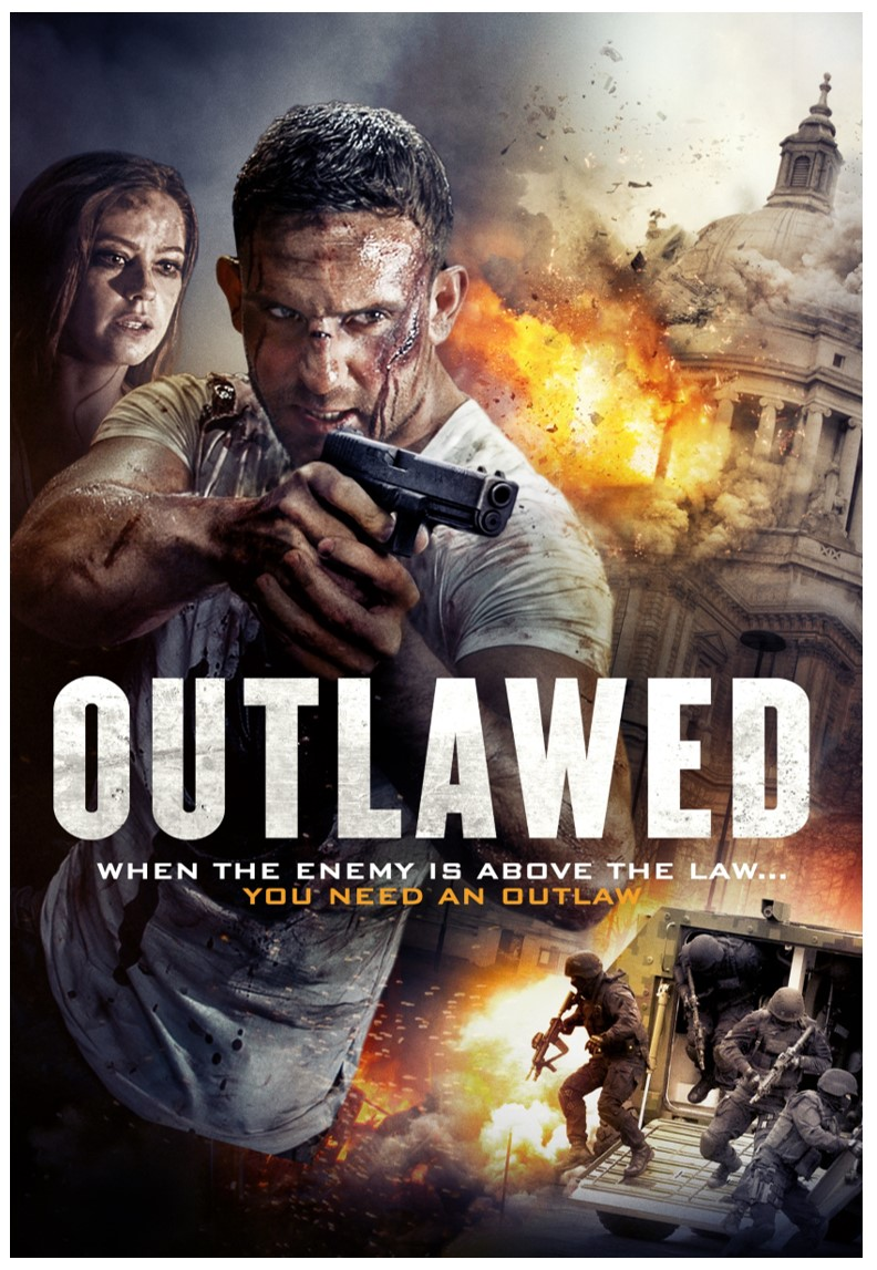 Outlawed -  - Film -  - 5709165406522 - May 24, 2021