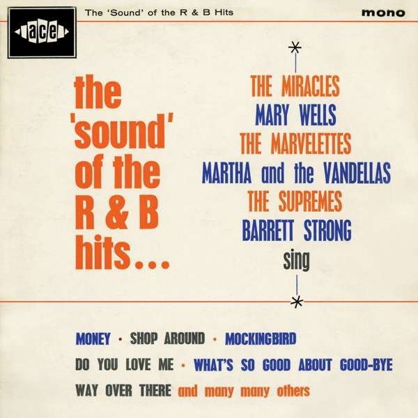 Sound Of The R & B Hits - V/A - Musik - ACE - 0029667099523 - October 2, 2020
