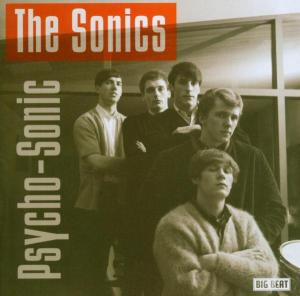 Psycho-Sonic - Sonics - Musik - BIG BEAT RECORDS - 0029667411523 - December 31, 1993