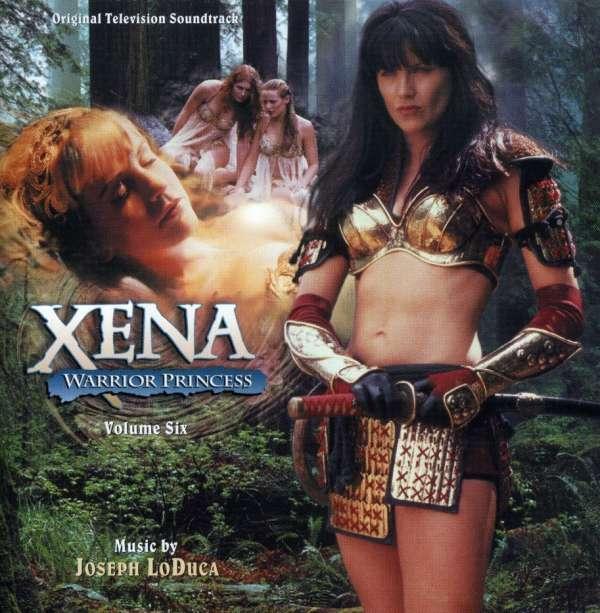 Music By Joseph Loduca - So-Xena: Warrior Princess Vol.6 - Musik - VARESE SARABANDE - 0030206625523 - August 31, 2011