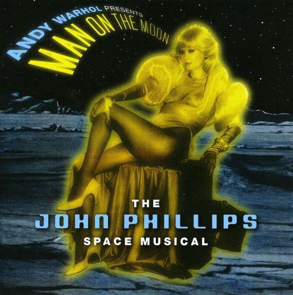 Andy Warhol Presents Man on the Moon - John Phillips - Musik - VARESE SARABANDE - 0030206696523 - July 21, 2009