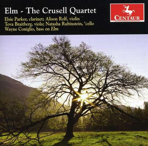 Elm: Crusell Quartet - Debussy / Crusell / Sibelius / Beirach - Musik - Centaur - 0044747305523 - October 26, 2010