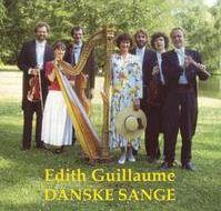 Danske Sange - Guillaume Edith - Musik - STV - 0000019069524 - January 2, 1992