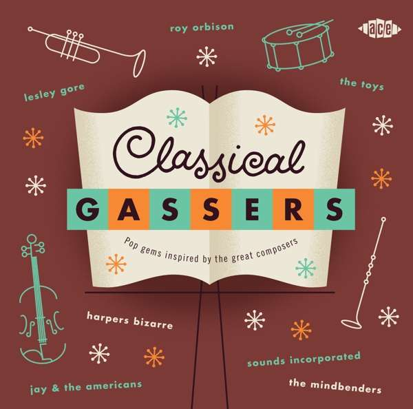 Classical Gassers - V/A - Musik - ACE - 0029667076524 - September 1, 2016