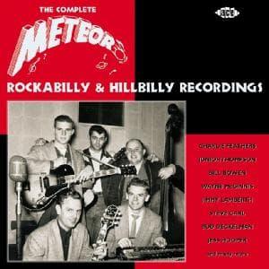 Complete Meteor Rockabill - V/A - Musik - ACE - 0029667188524 - May 29, 2003