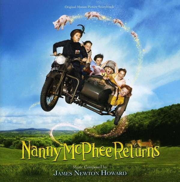 OST - Nanny Mcphee Returns - Musik -  - 0030206701524 - 1970