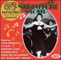 Shreveport Stomp-Ram - V/A - Musik - ACE - 0029667149525 - June 27, 1994