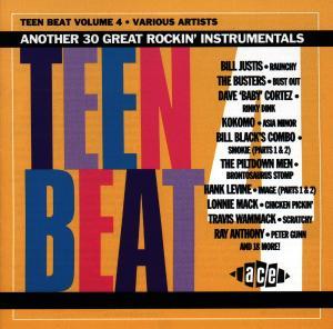 Teen Beat Vol.4 - V/A - Musik - ACE - 0029667165525 - January 18, 1998