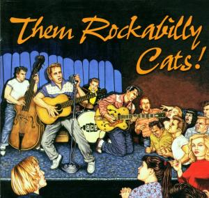 Them Rockabilly Cats - V/A - Musik - ACE - 0029667181525 - August 28, 2001