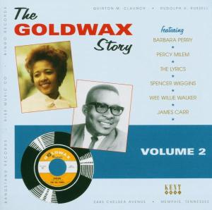 The Goldwax Story Volume 2 - Various Artists - Musik - BIG BEAT RECORDS - 0029667222525 - January 26, 2004