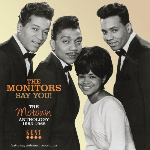 Say You! The Motown Anthology 1963-1968 - Monitors - Musik - KENT - 0029667235525 - May 30, 2011