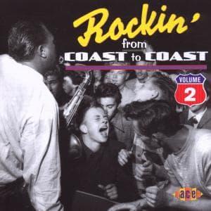 Rockin' From Coast..V.2 - V/A - Musik - ACE - 0029667871525 - May 17, 1999