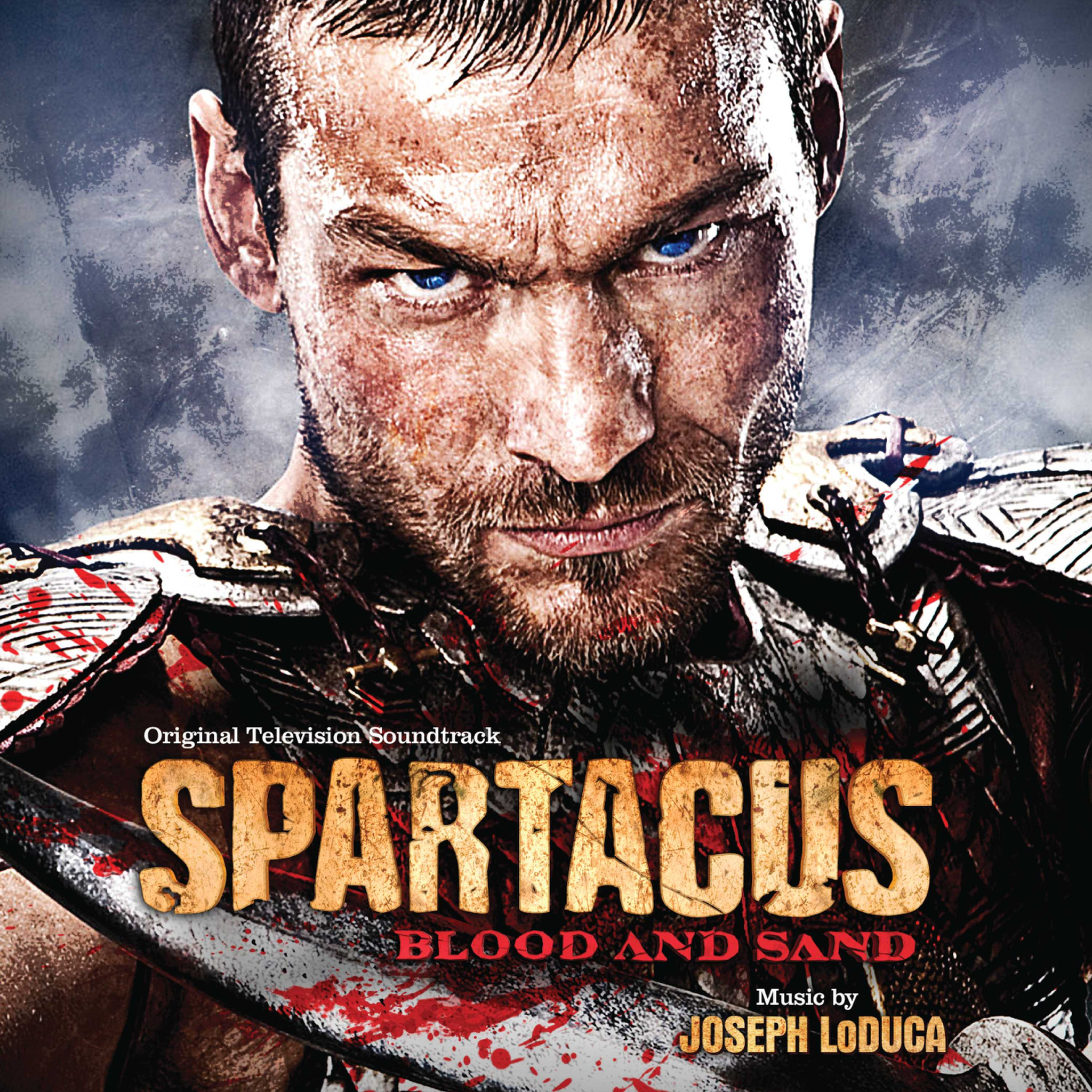 Spartacus: Blood and Sand - O.s.t - Musik - SOUNDTRACK/SCORE - 0030206704525 - November 16, 2019