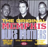 Original Memphis Blues Br - V/A - Musik - ACE - 0029667126526 - May 25, 2000
