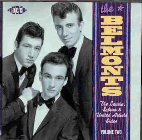 Laurie, Sabina & United - Belmonts - Musik - ACE - 0029667168526 - November 30, 1998