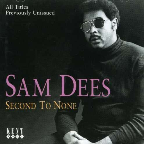 Second to None - Dees Sam - Musik - Kent - 0029667212526 - June 26, 1995