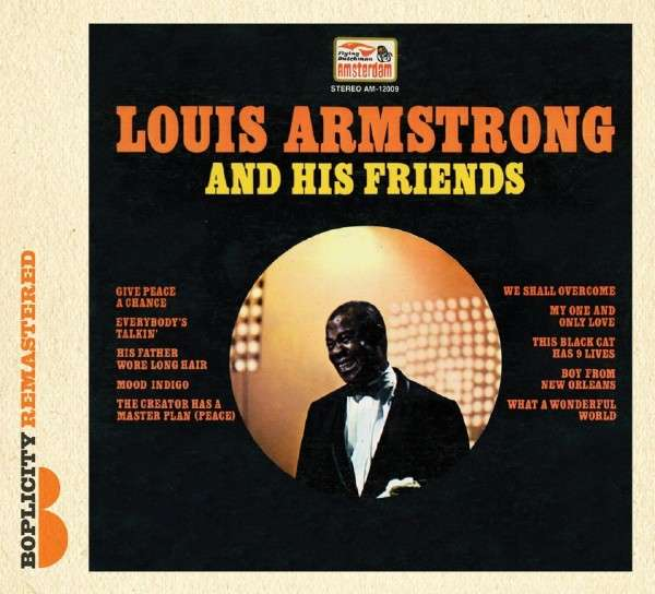 And His Friends - Louis Armstrong - Musik - BOPLICITY - 0029667059527 - June 2, 2014