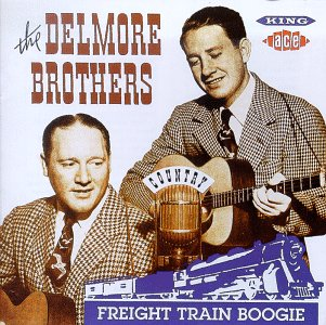 Freight Train Boogie - Delmore Brothers - Musik - ACE - 0029667145527 - August 31, 1993
