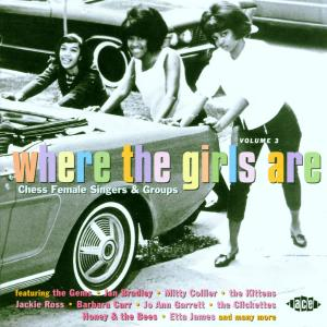 Where The Girls Are Vol.3 - V/A - Musik - ACE - 0029667174527 - June 8, 2000