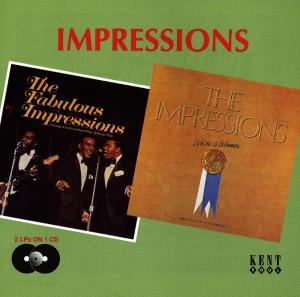 Fabulous Impressions - Impressions - Musik - KENT - 0029667215527 - September 1, 1998