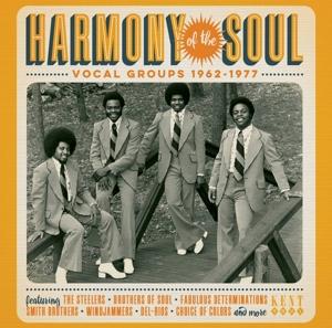 Harmony Of Soul - V/A - Musik - KENT SOUL - 0029667244527 - March 31, 2016