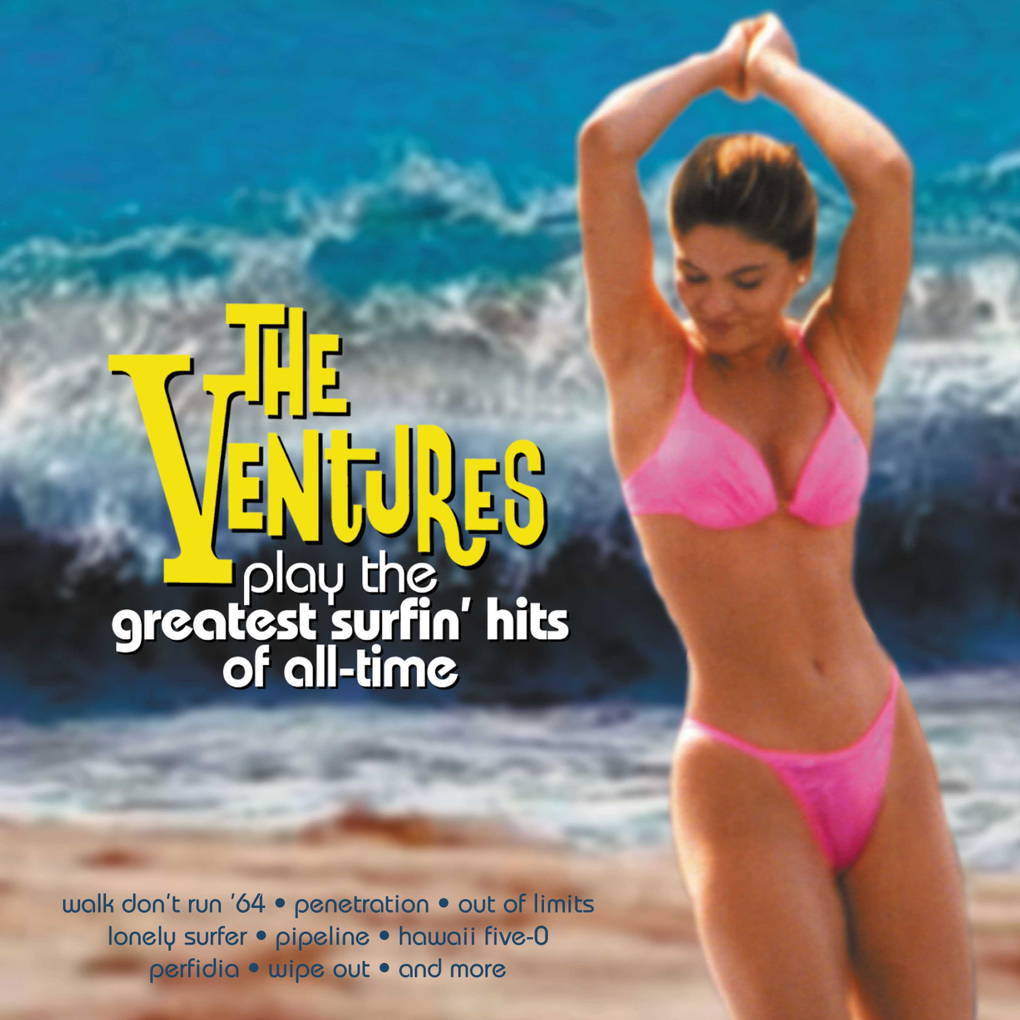Ventures Play Greatest Surfing Hits of All Time - Ventures - Musik - POP - 0030206627527 - August 28, 2001