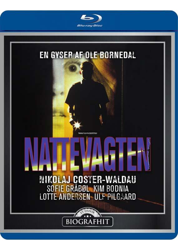 Nattevagten -  - Film - Soul Media - 5709165315527 - September 6, 2018