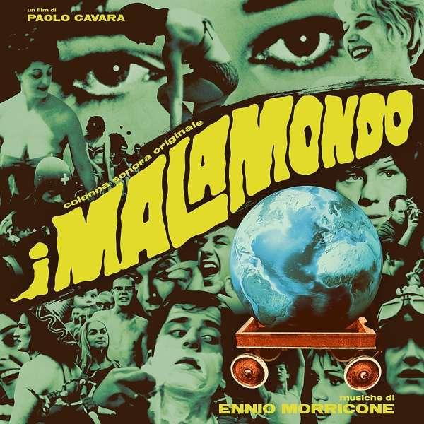 I Malamondo (Soundtrack) - Ennio Morricone - Musik - DECCA - 8024709206527 - March 5, 2021