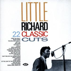 22 Classic Cuts - Little Richard - Musik - ACE - 0029667119528 - December 4, 1986