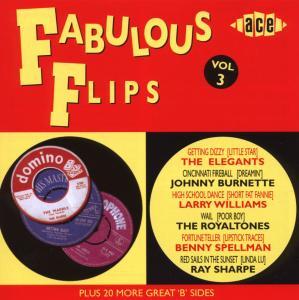 Fabulous Flips Vol.3 - V/A - Musik - ACE - 0029667164528 - May 29, 2008