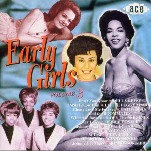 Early Girls Vol.3 - V/A - Musik - ACE - 0029667177528 - October 12, 2000