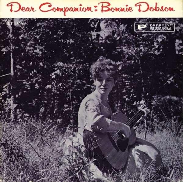 Dear Companion - Bonnie Dobson - Musik - BIG BEAT - 0029667432528 - August 6, 2015