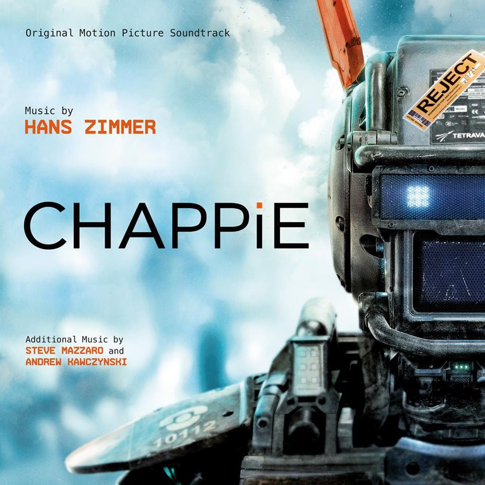 Chappie (Score) / O.s.t. - Hans Zimmer - Musik - VARESE SARABANDE - 0030206422528 - April 28, 2015