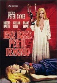 Rose Rosse Per Il Demonio - Peter Sykes - Film -  - 8017229462528 -