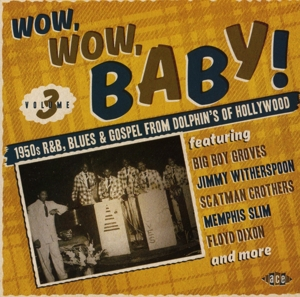 Wow, Wow, Baby! - V/A - Musik - ACE - 0029667071529 - April 29, 2015