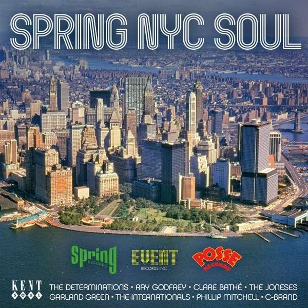 Spring NYC Soul - V/A - Musik - KENT SOUL - 0029667097529 - February 7, 2020