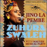Jino La Pembe - Zuhura Swaleh - Musik - GLOBESTYLE - 0029667307529 - June 30, 1992