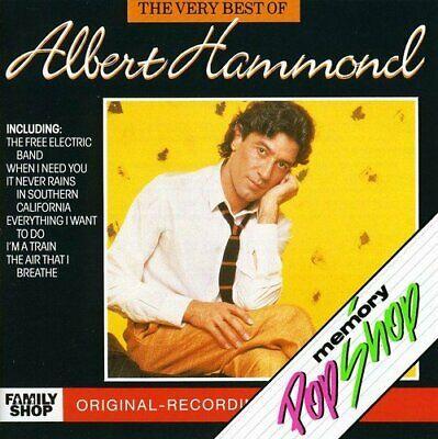 Very Best Of - Albert Hammond - Musik - CBS - 5099746318529 - 2018