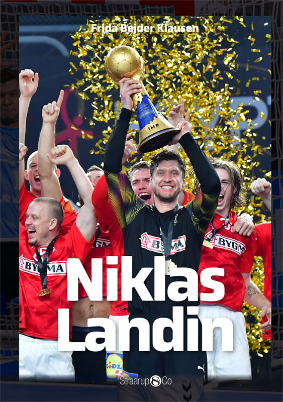 Maxi: Niklas Landin - Frida Bejder Klausen - Bøger - Straarup & Co - 9788775492534 - April 15, 2021