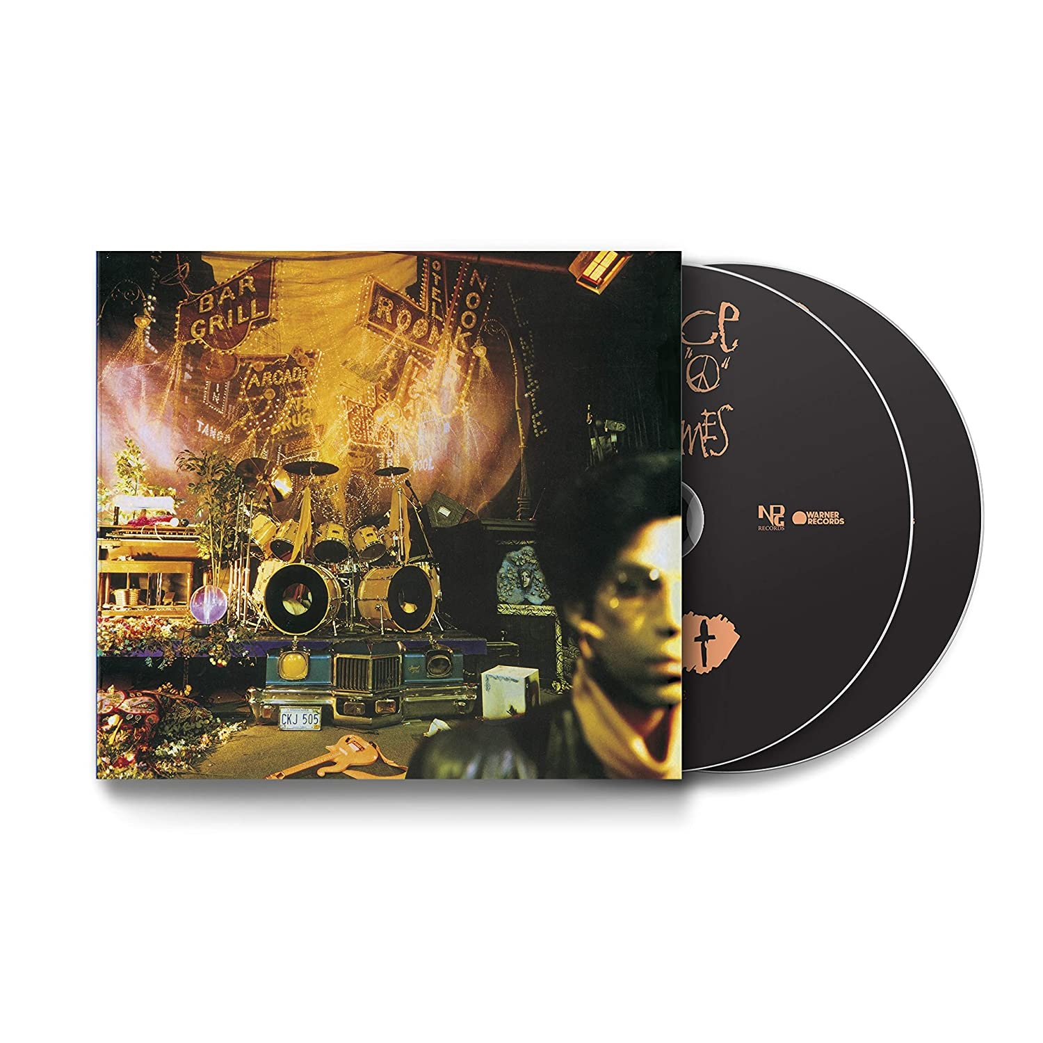 Sign O' the Times (2020 Reissue) - Prince - Musik - WARNER RECORDS - 0603497846535 - September 25, 2020