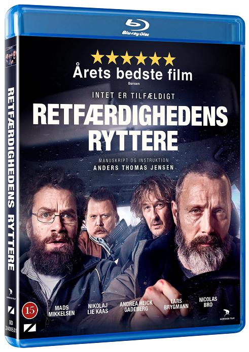 Retfærdighedens Ryttere -  - Film -  - 5708758725538 - 10 juni 2021
