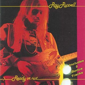Ready Or Not - Ray Russell - Musik - STORE FOR MUSIC - 5055011701557 - April 26, 2019