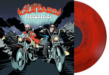 Freewheeler - Electric Guitars - Musik - TAR - 9950411692558 - November 12, 2021