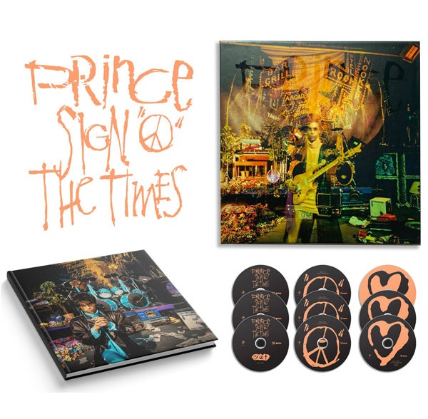 Sign O' the Times (2020 Box Set) - Prince - Musik - WARNER RECORDS - 0603497847563 - September 25, 2020