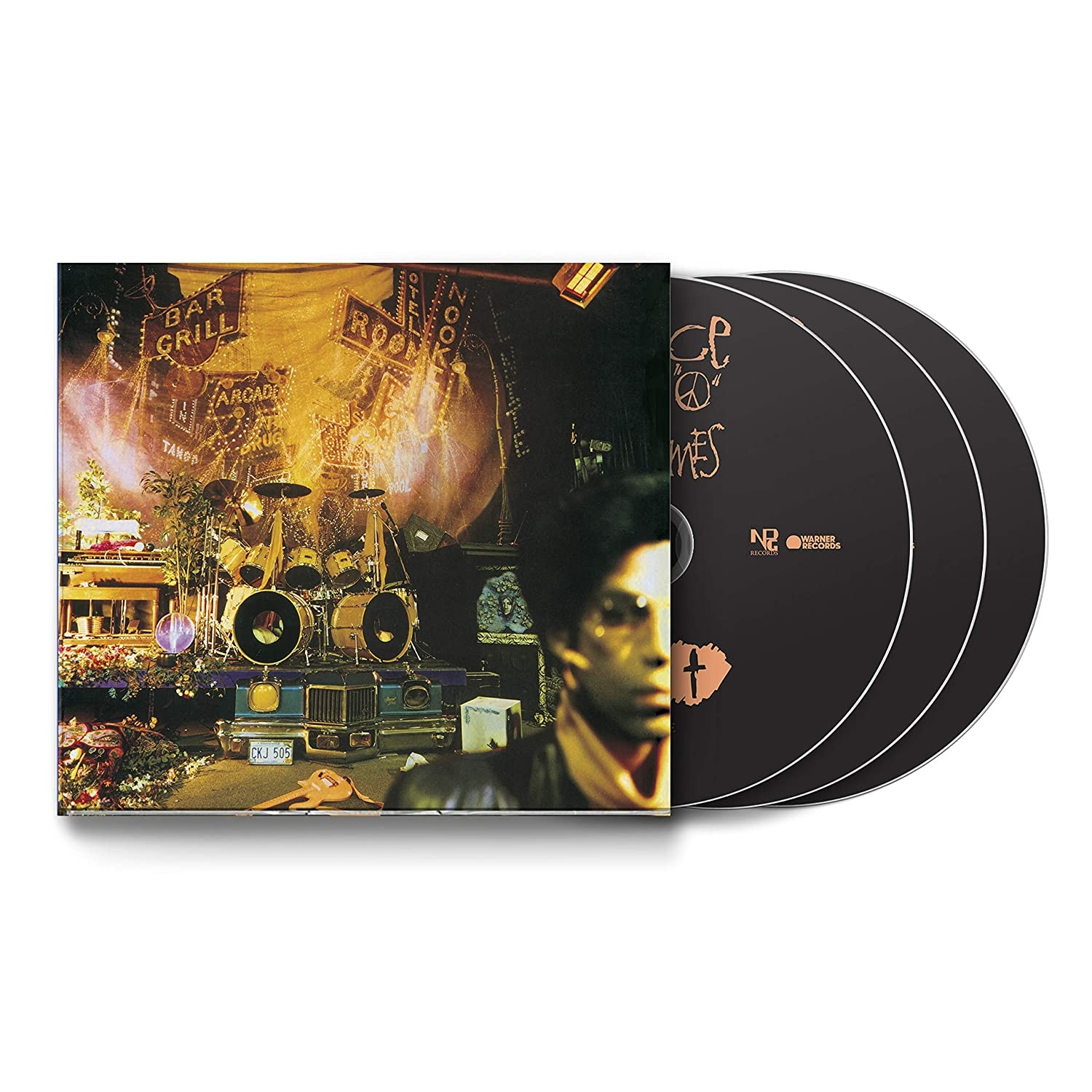 Sign O' the Times (2020 Deluxe) - Prince - Musik - WARNER RECORDS - 0603497846566 - September 25, 2020