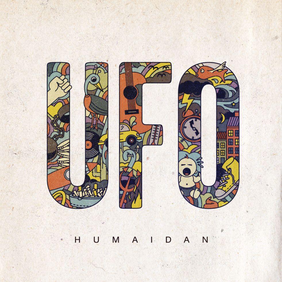 Humaidan - UFO - Musik -  - 0602527853567 - October 24, 2011
