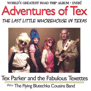 Adventures of Tex - Tex Parker - Musik - Tepee Productions - 0029882509579 - 2013