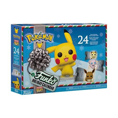 Pokemon - Funko Advent Calendar: - Merchandise -  - 0889698584579 - November 9, 2021