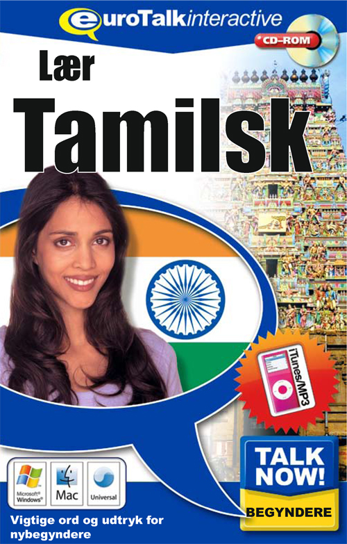 Tamilsk begynderkursus -  - Bøger - Euro Talk - 9781843520580 - August 31, 2000